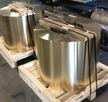 Bronze Barstock